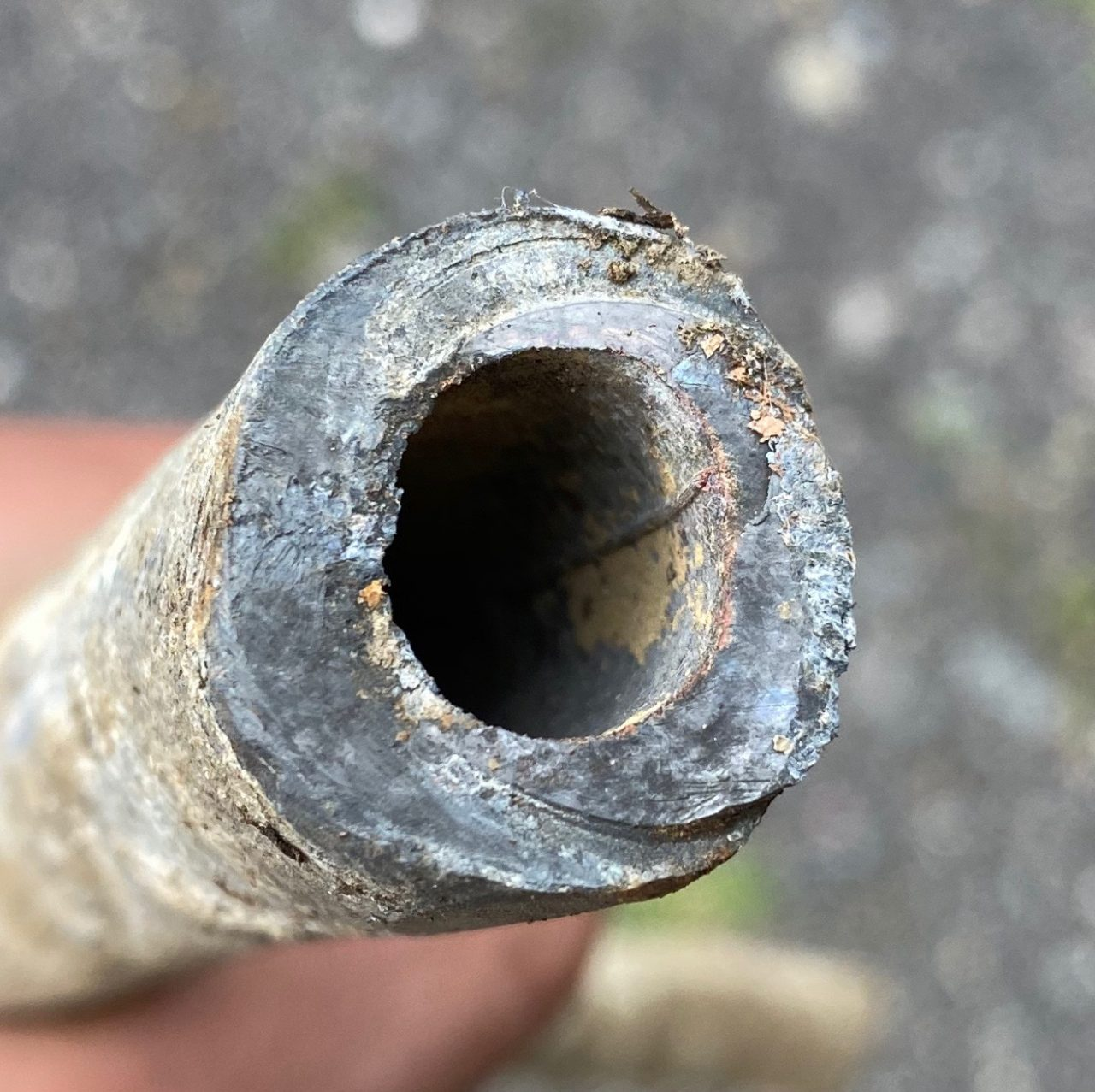 lead water pipe